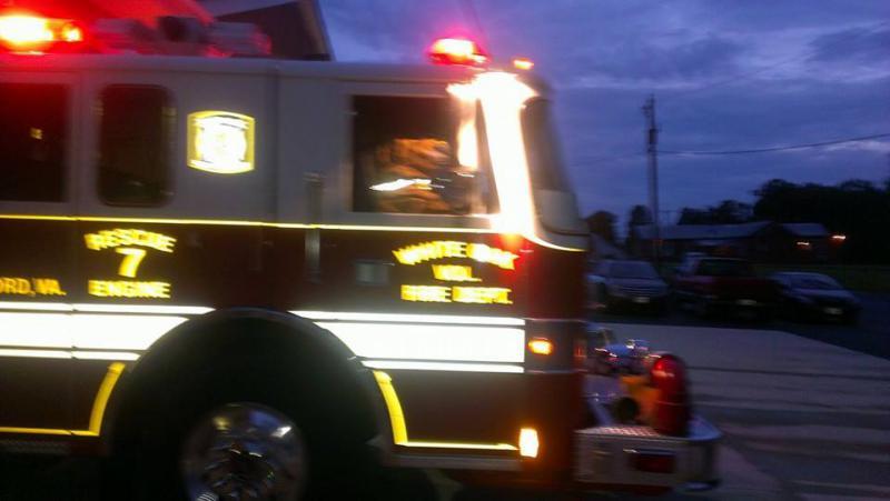 White Oak Volunteer Fire Department - Falmouth, VA